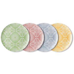 Набор тарелок декорированных BERGHOFF 8500249 (4 пр.)