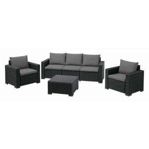 Набор уличной мебели Keter CALIFORNIA 3 set
