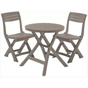 Набор уличной мебели Keter Jazz Set (капучино)