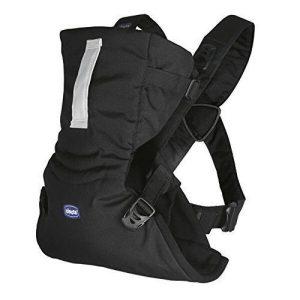 Нагрудный рюкзак-кенгуру Chicco Easy Fit Power (черный)