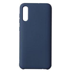 Накладка AKAMI Suede для Samsung Galaxy A50/A30s/A50s Синий (9470)