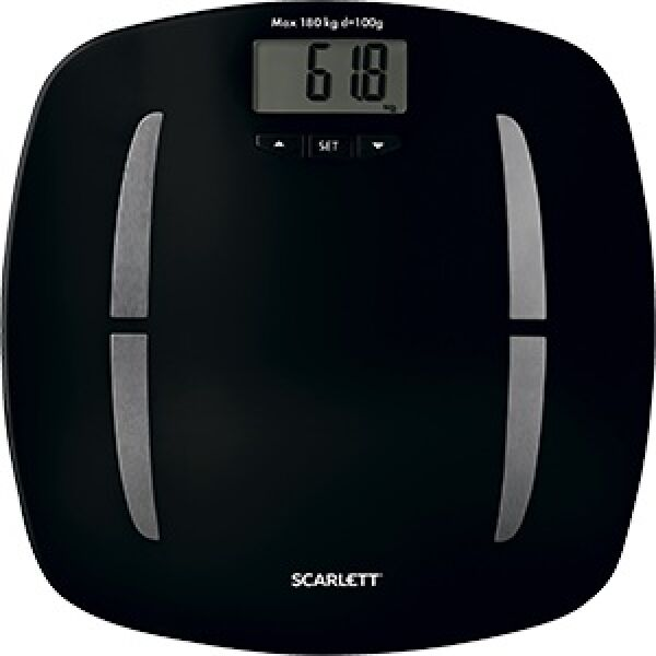 Напольные весы SCARLETT SC-BS33ED83