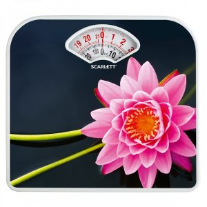 Напольные весы Scarlett SC-BS33M043 (спа-лотус)