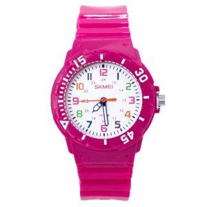 Наручные часы Skmei 1043-3 (ярко-розовый)