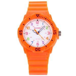 Наручные часы Skmei 1043-4 (оранжевый)