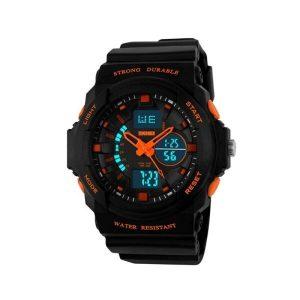 Наручные часы Skmei 1061 (оранжевый)