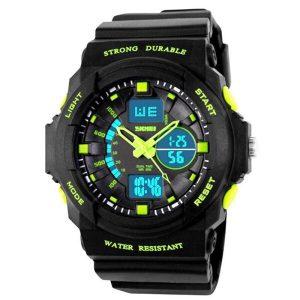 Наручные часы Skmei 1061 (зеленый)