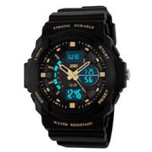 Наручные часы Skmei 1061 (золото)