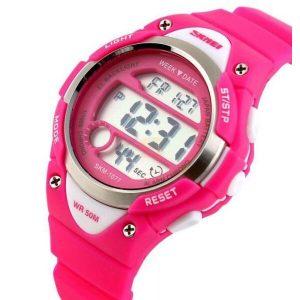 Наручные часы Skmei 1077 (розовый)