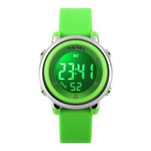 Наручные часы Skmei 1100 (зеленый)