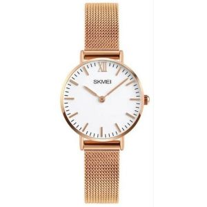 Наручные часы Skmei 1185 (розовое золото)