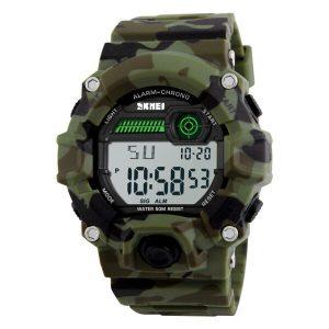 Наручные часы Skmei 1197 (зеленый)