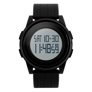 Наручные часы Skmei 1206 (черный/белый)
