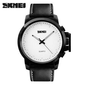 Наручные часы Skmei 1208 (белый циферблат