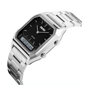 Наручные часы Skmei 1220 (черный/серебристый)
