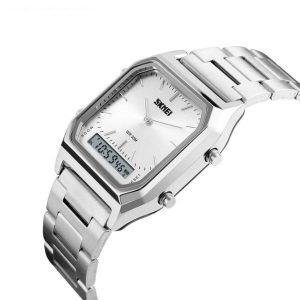 Наручные часы Skmei 1220 (серебристый)