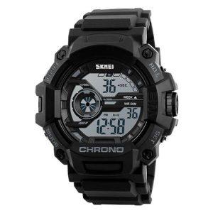 Наручные часы Skmei 1233 (черный)