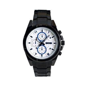 Наручные часы Skmei 1378 (черный/белый)