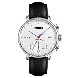 Наручные часы Skmei 1399 (серебристый/черный)