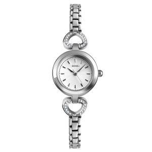 Наручные часы Skmei 1408 (серебристый)