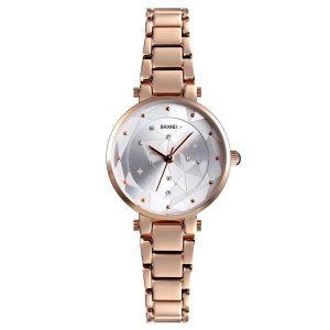 Наручные часы Skmei 1411 (розовое золото)
