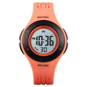 Наручные часы Skmei 1455 (оранжевый)
