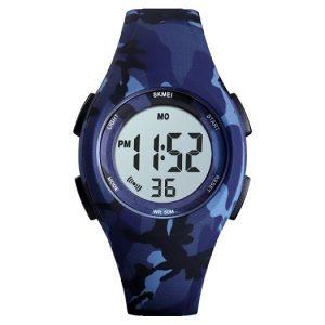 Наручные часы Skmei 1459 (синий камуфляж)
