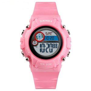 Наручные часы Skmei 1477 (розовый)