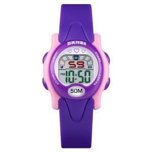 Наручные часы Skmei 1478 (фиолетовый)