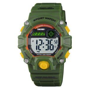 Наручные часы Skmei 1484 (зеленый)