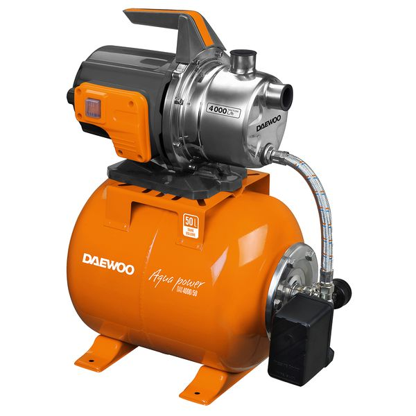 Насосная станция Daewoo Power DAS 4000/50