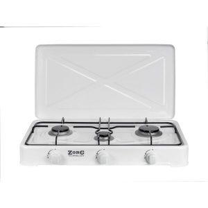 Настольная плита ZorG Technology O 300 (белый)