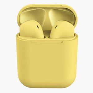 Наушники D&A i12s (желтый)