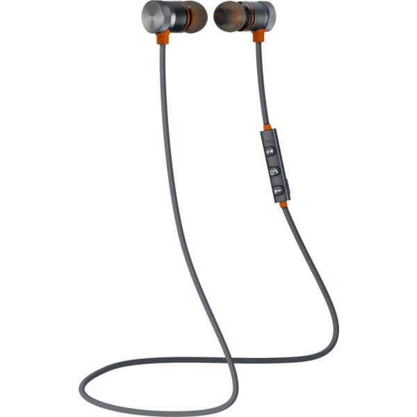 Наушники Defender B710 (черный/оранжевый)