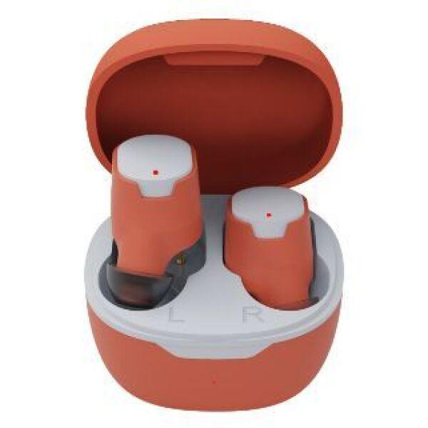 Наушники Ritmix RH-835BTH TWS (оранжевый)