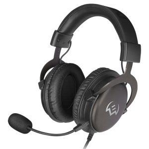 Наушники с микрофоном SVEN AP-G999MV серый