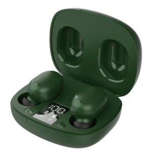 Наушники Yison T4 (зеленый)