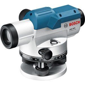 Нивелир оптический BOSCH GOL 26 D Kit (0601068002)