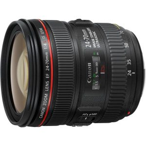 Объектив Canon EF 24-70 mm F/4L IS USM