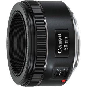 Объектив Canon EF 50 mm F1.8 STM