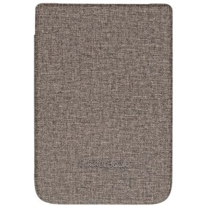 Обложка PocketBook PU cover Shell series WPUC-627-S-GY Gray