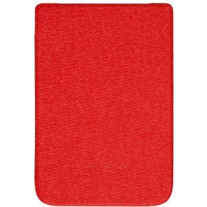 Обложка PocketBook PU cover Shell series WPUC-627-S-RD Red