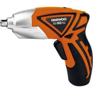 Отвертка аккумуляторная Daewoo Power DAА 4800 Plus