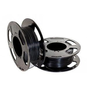Пластик для 3D печати U3Print ABS Flame Stop 1.75 мм 450 г (черный