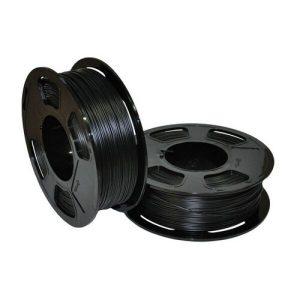 Пластик для 3D печати U3Print GF PLA 1.75 мм 1000 г (черный)