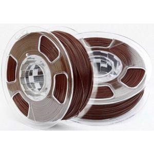 Пластик для 3D печати U3Print GF PLA 1.75 мм 1000 г (коричневый)