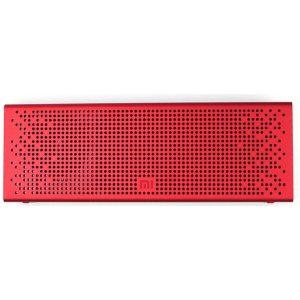 Портативная колонка Mi Bluetooth Speaker QBH4105GL Red
