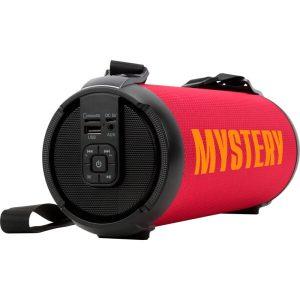 Портативная колонка MYSTERY MBA-739UB red