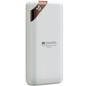 Портативное зарядное устройство CANYON CNE-CPBP20W