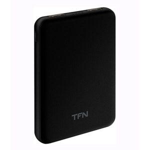 Портативное зарядное устройство TFN SlimDuo 5000mAh (черный)